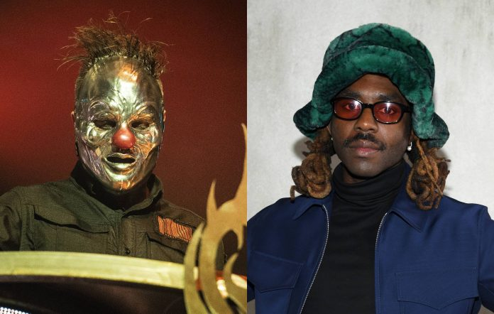 Slipknot Clown and Blood Orange / Dev Hynes