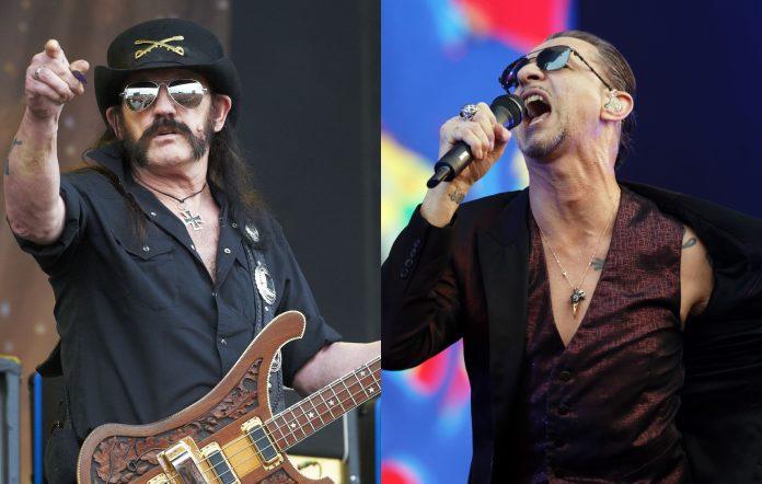Motörhead Depeche Mode mash-up