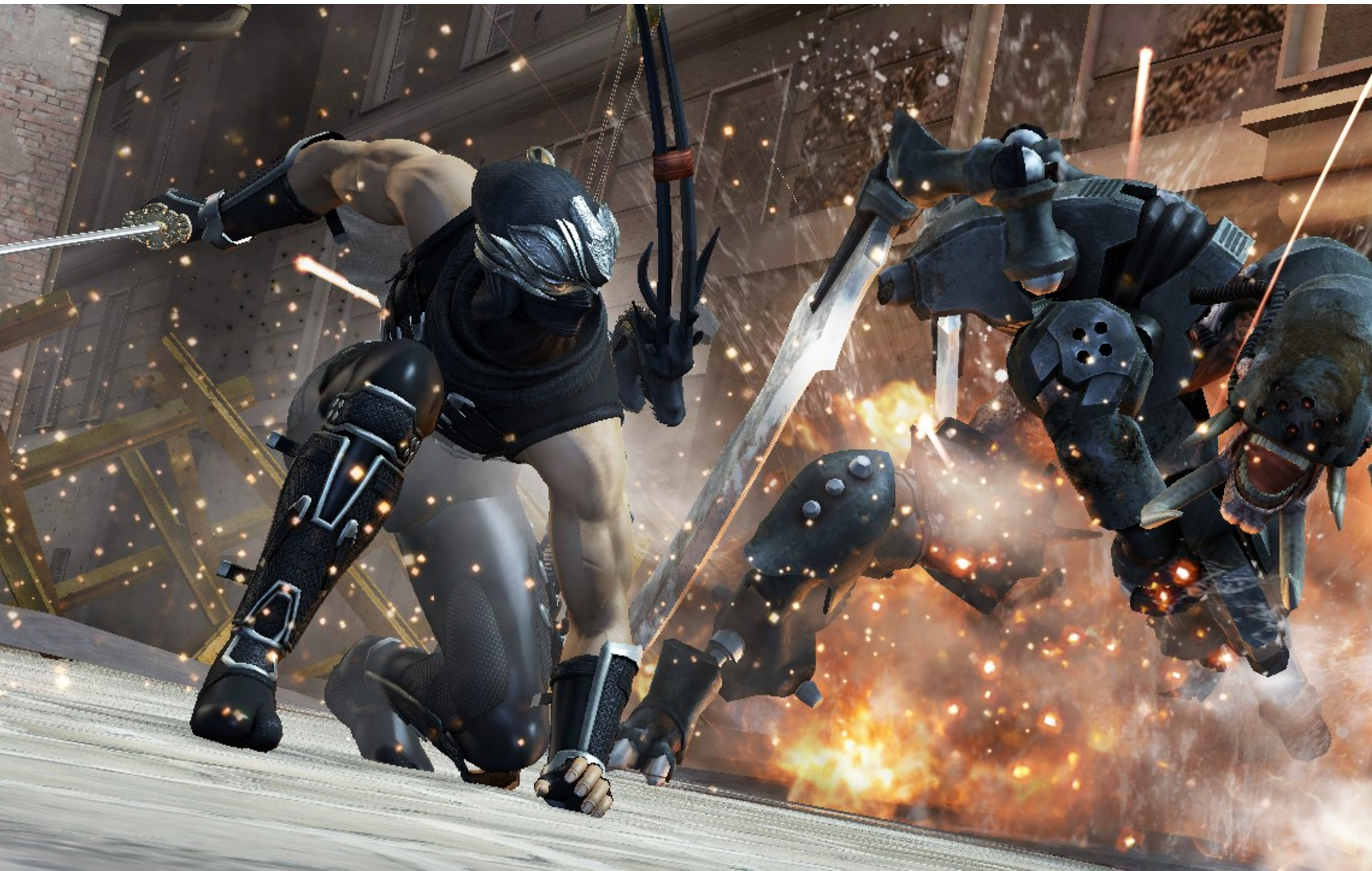 'Ninja Gaiden: Master Collection' set to arrive on Nintendo Switch this summer