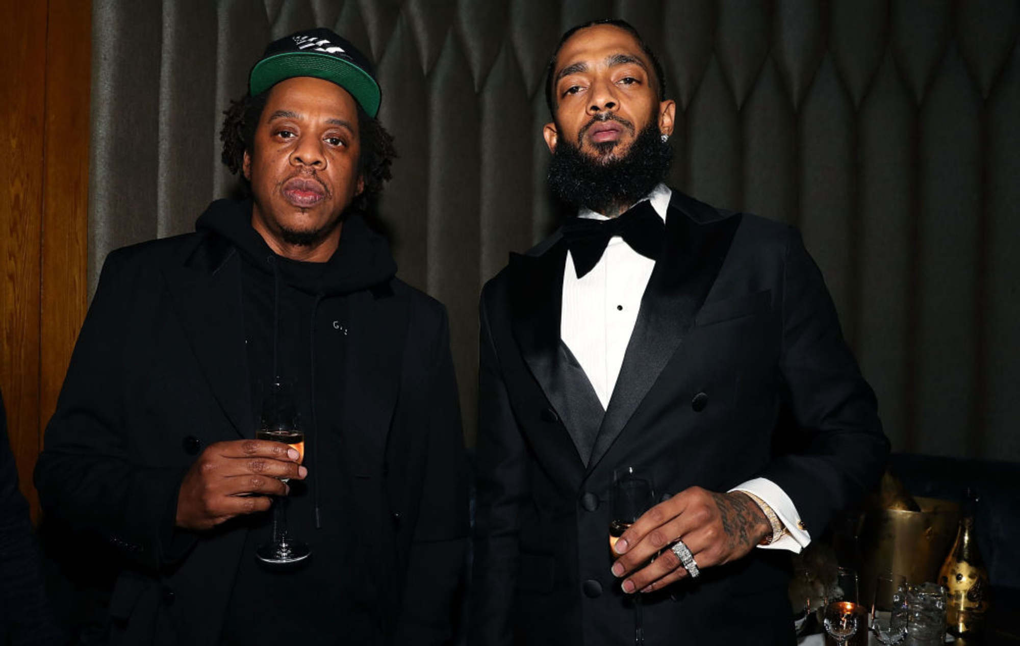 Jay-Z and Nipsey Hussle collaboration 'What It Feels Like' coming this week