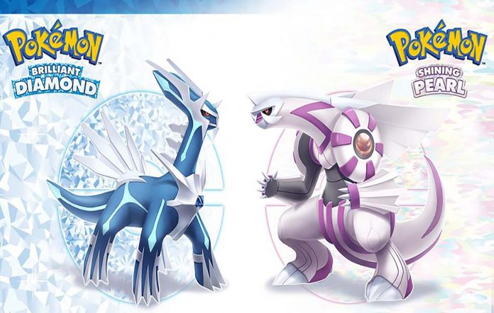 Pokemon Diamond and Pearl Remake. Image Credit: The Pokemon Company