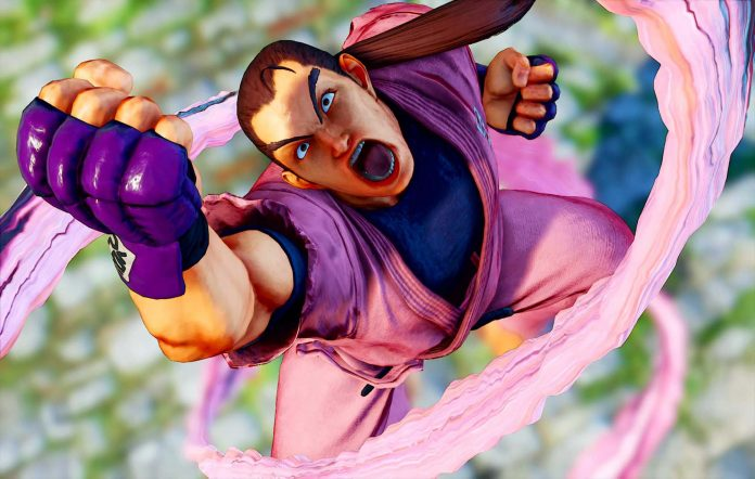 Street Fighter V. Image credit: Capcom