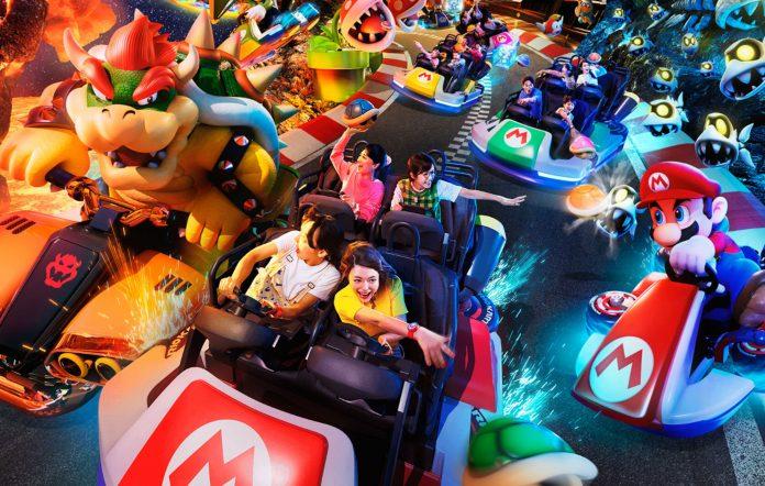Super Nintendo World Mario Kart Ride