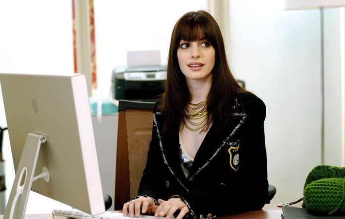 Anne Hathaway, The Devil Wears Prada