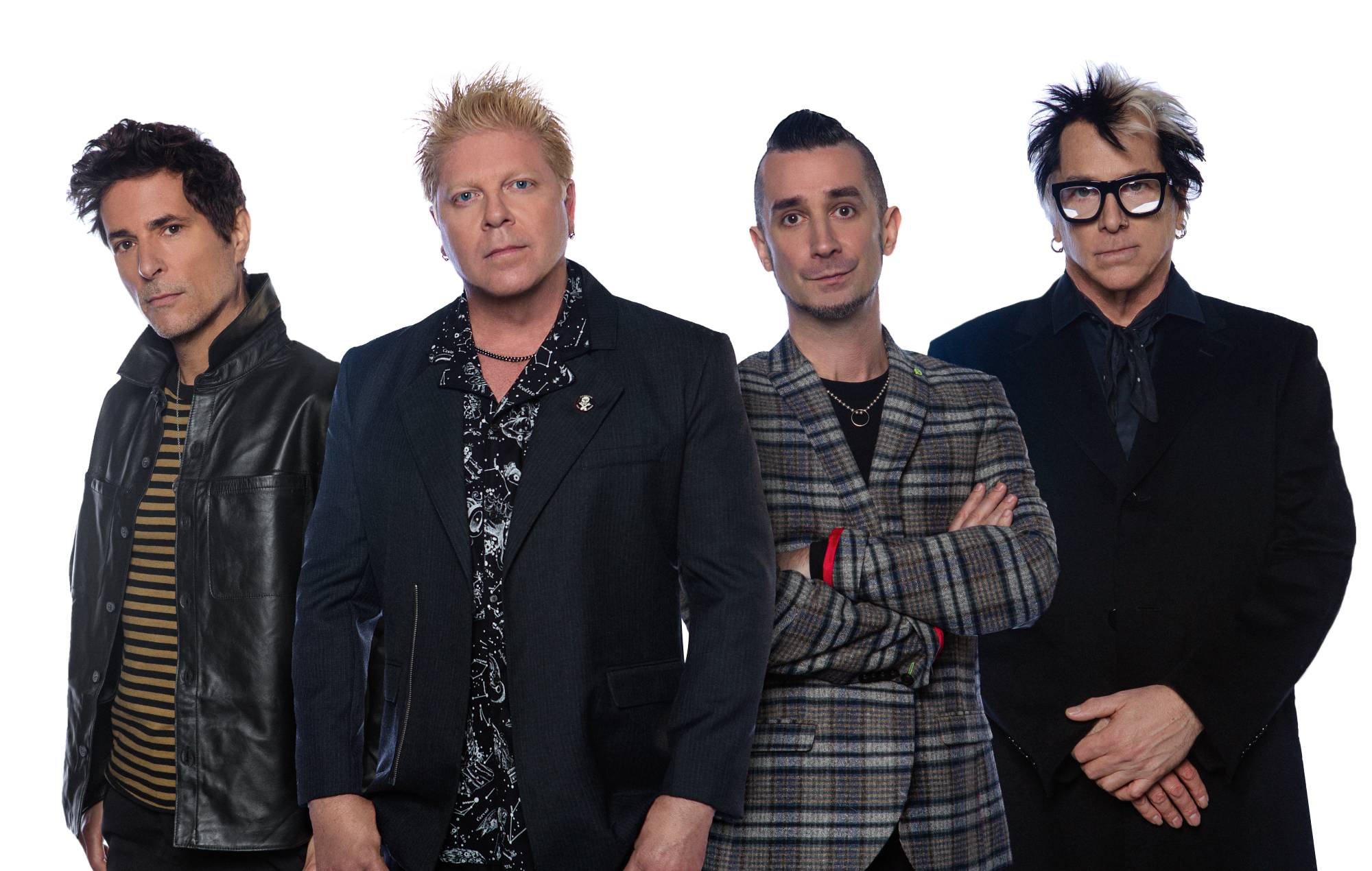 The Offspring announce first new album in nine years, 'Let The Bad Times  Roll'