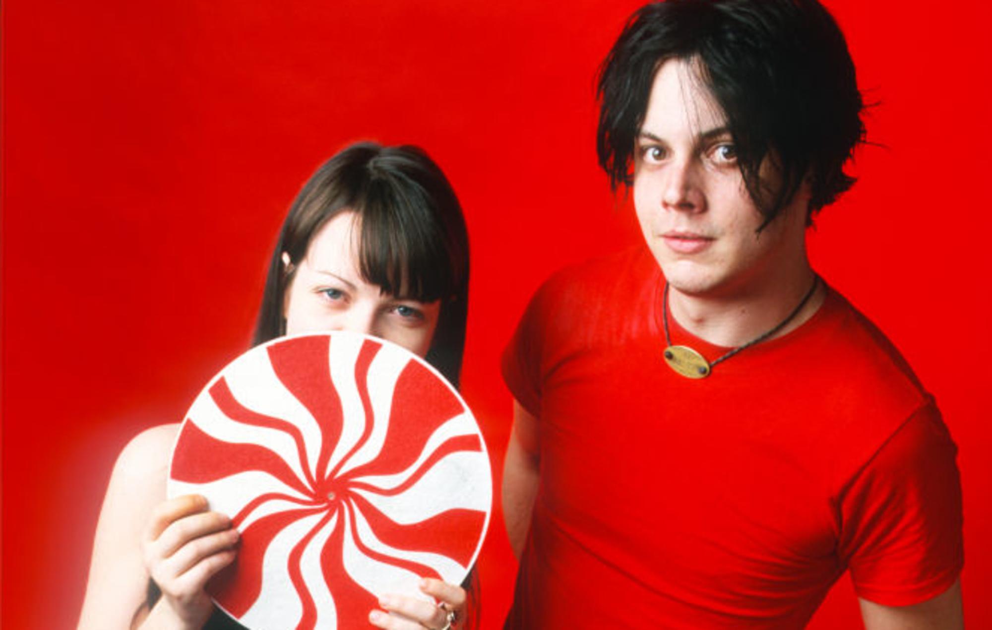 The White Stripes sha...