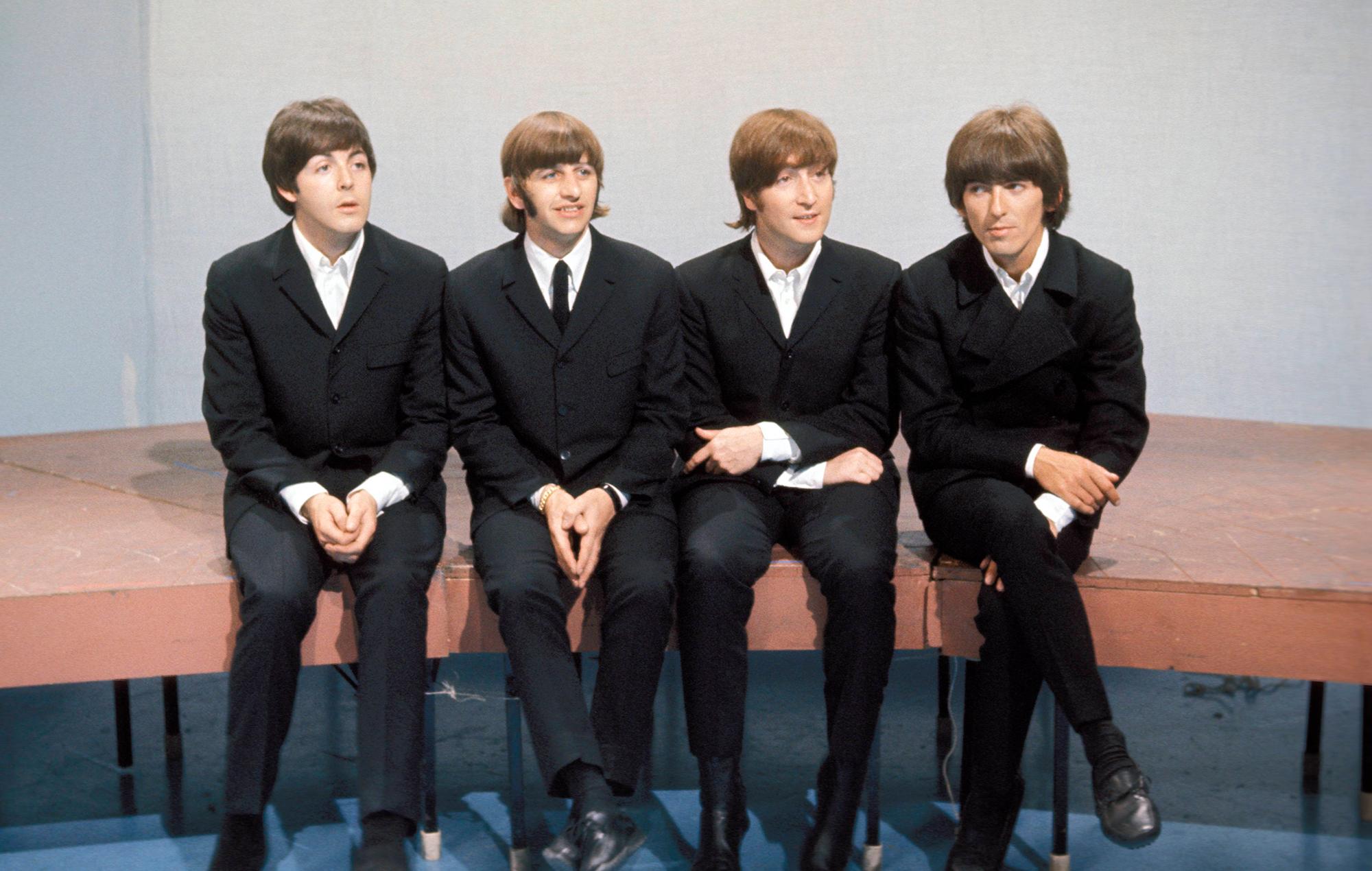 Beatles biopics