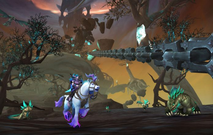 World of Warcraft: Shadowlands - Chains of Domination