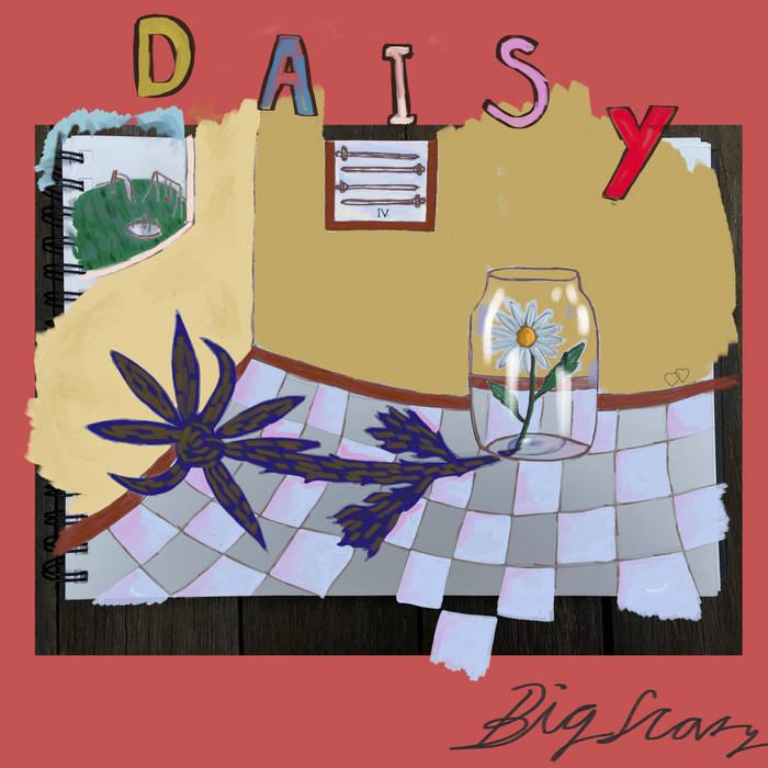 daisy big scary album art