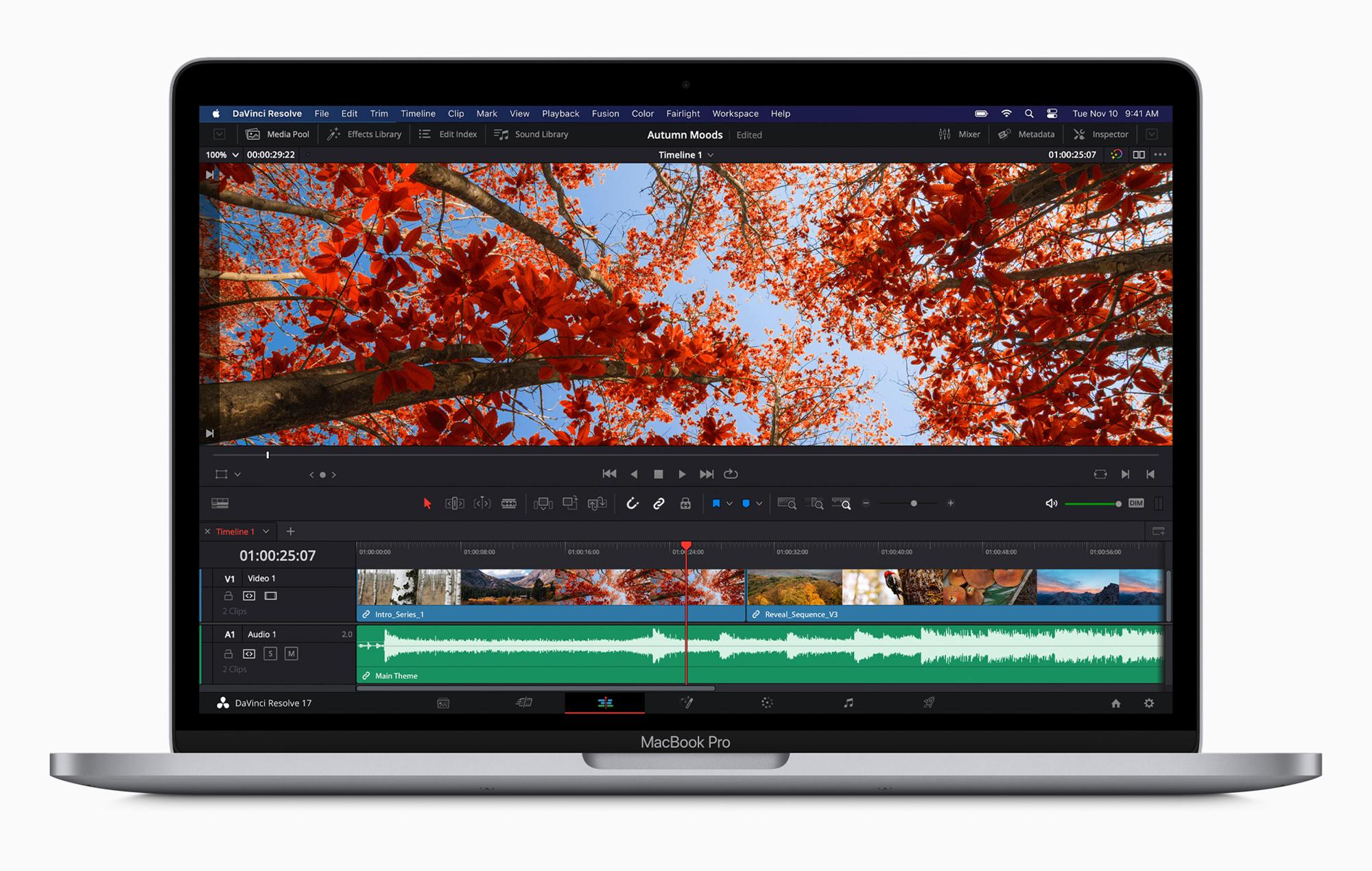 Apple MacBook 13-inch M1