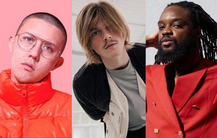 Billy Davis, Ruel and Genesis Owusu release 'Dream No More'
