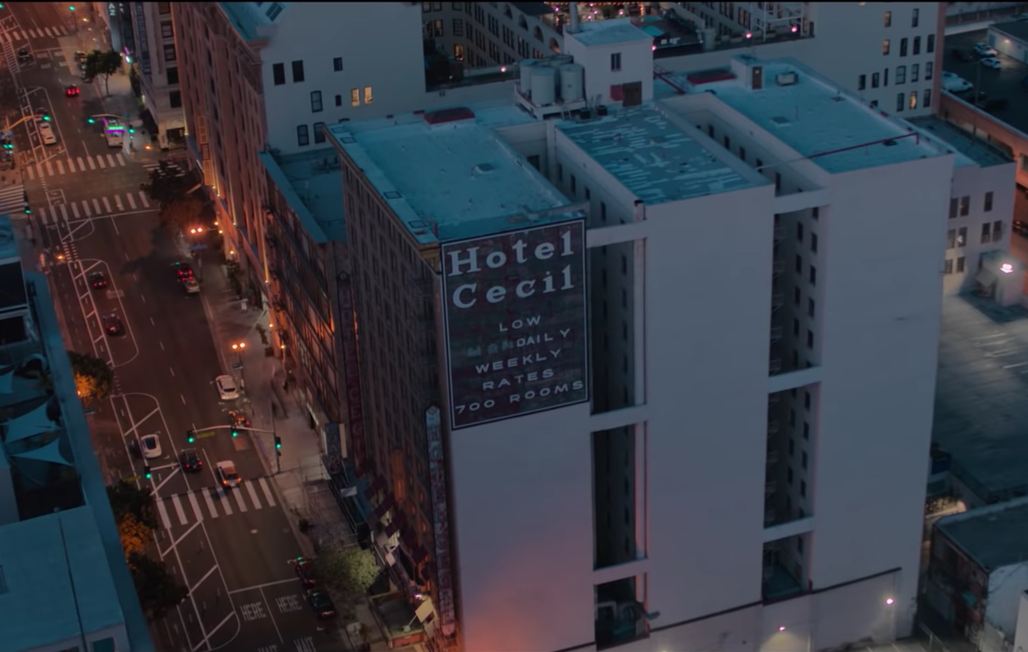 New Netflix doc investigates hotel that inspired 'American Horror Story'