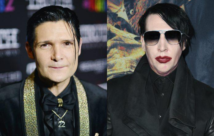Corey Feldman, Marilyn Manson