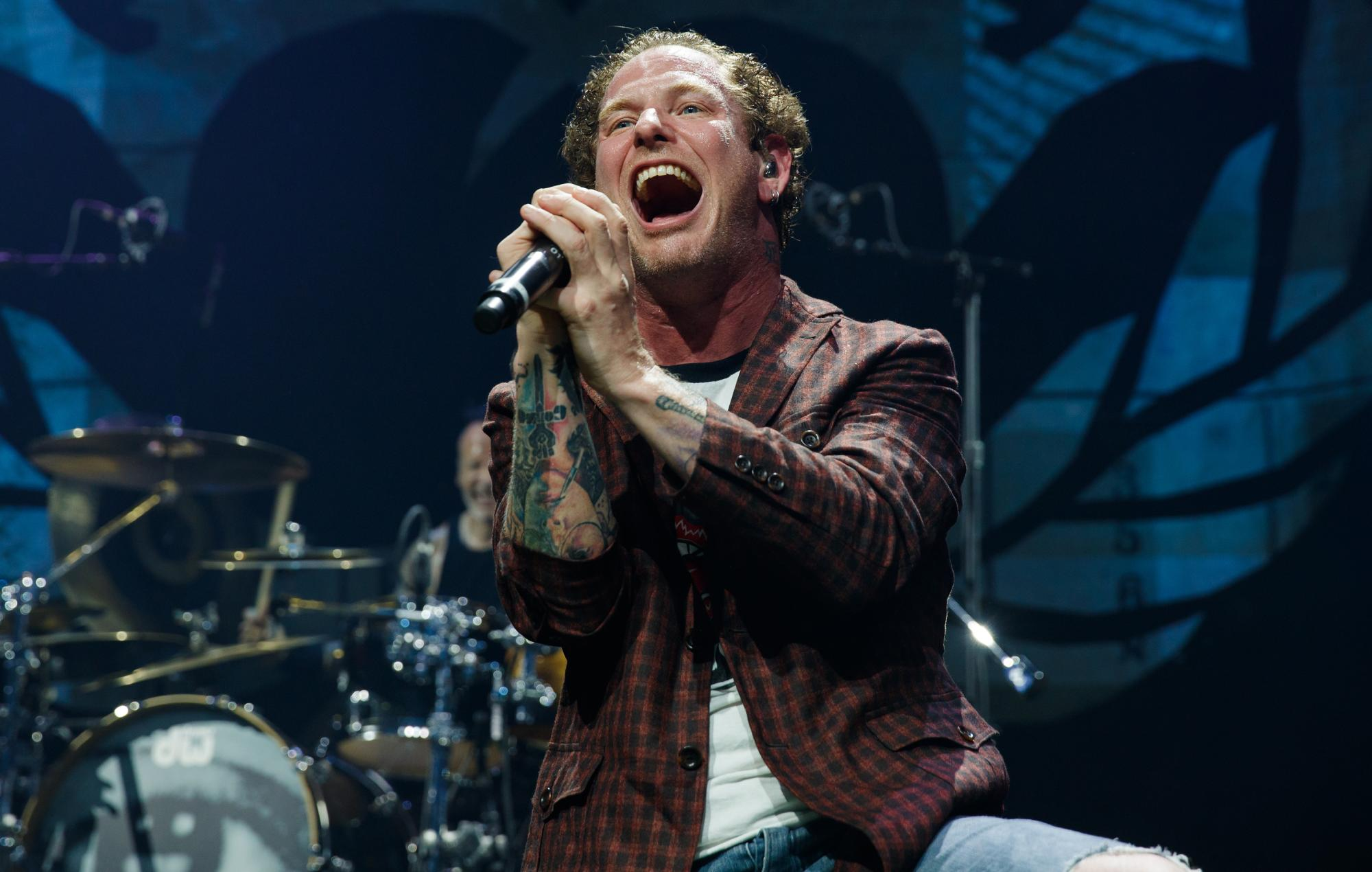 """Slipknot's Corey Taylor: """"I hate all new rock for the most part"""""""