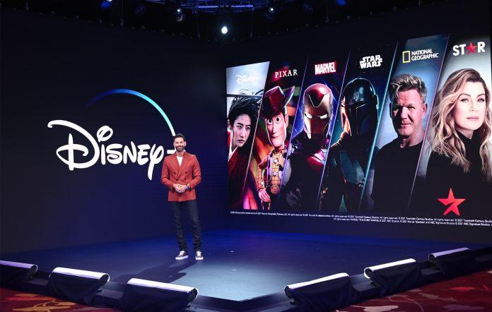 Disney Plus Singapore launch Marvel Star Wars Pixar Star