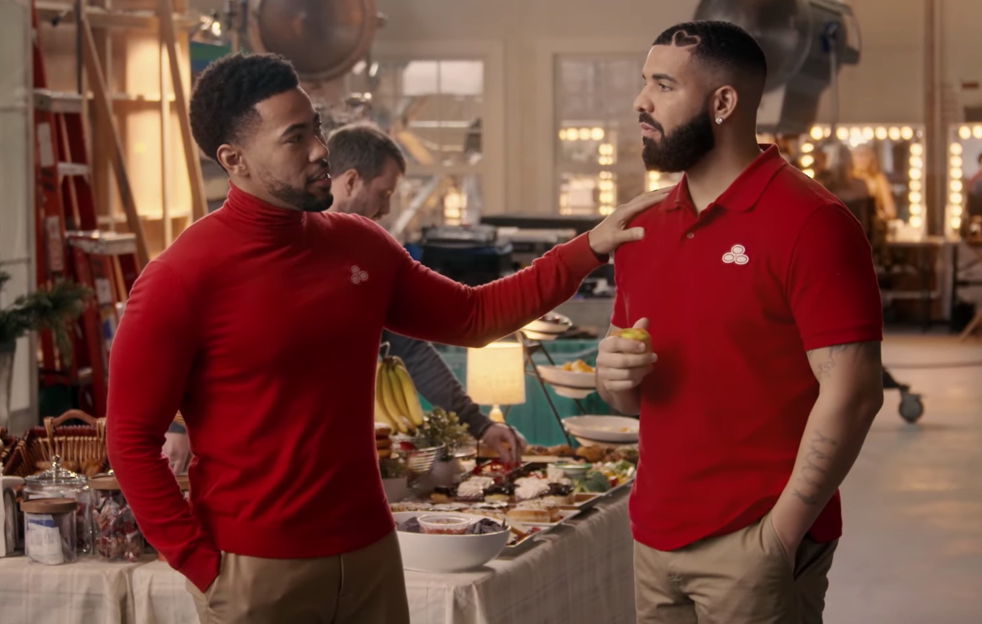 Drake Stars Opposite Paul Rudd In Super Bowl Commercial For State Farm