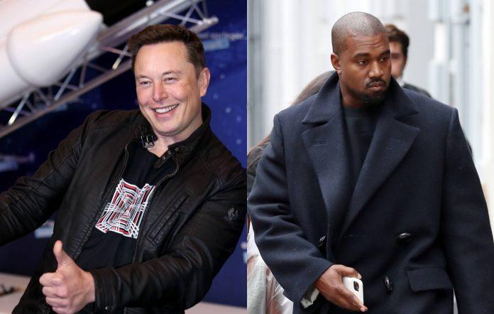 Elon Musk / Kanye West