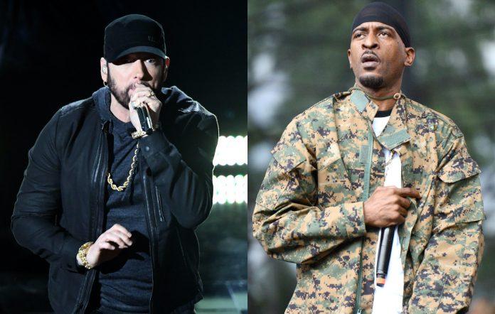 Eminem, Rakim