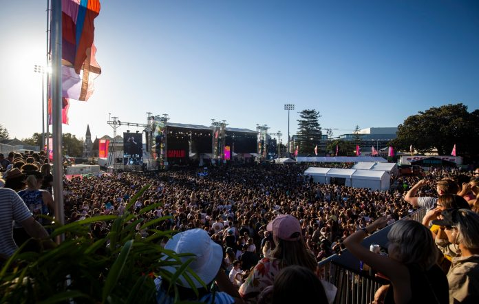 falls festival fake facebook events