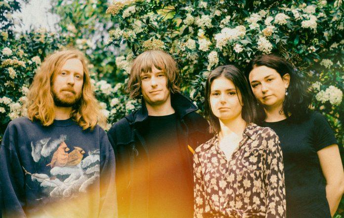 Flyying Colours Fantasy Country album review Australia shoegaze