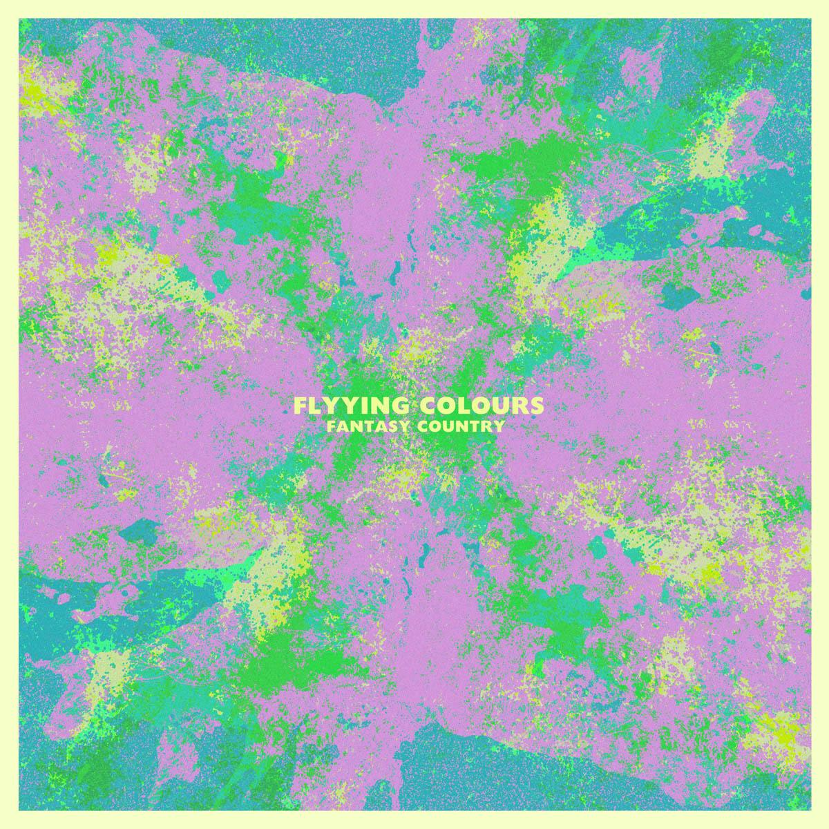 Flyying Colours Fantasy Country album review Australia
