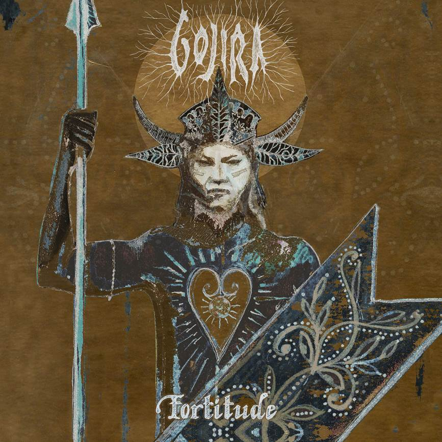 gojira album art fortitude