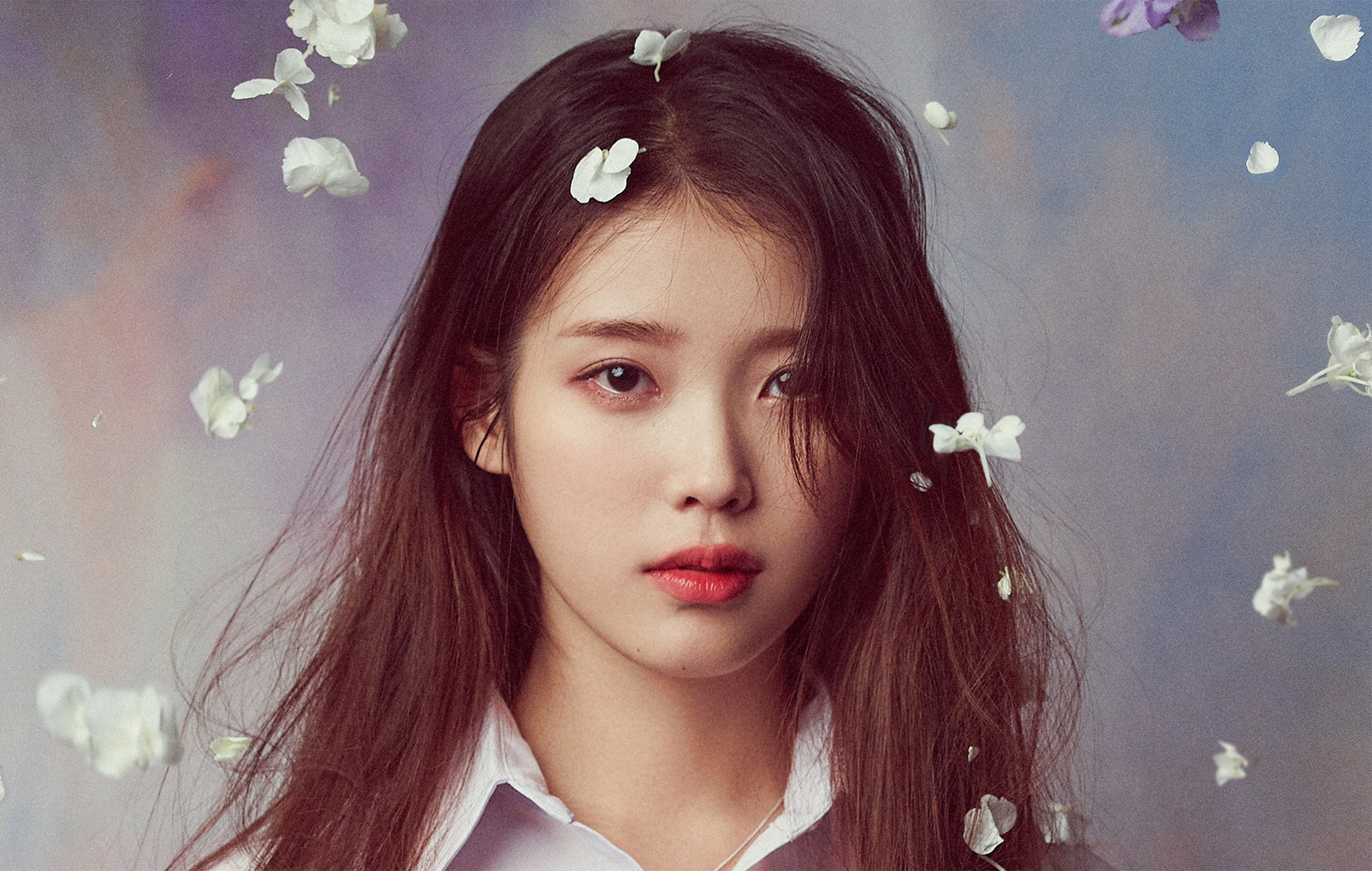 IU confirms new album title and release date에 대한 갤러리