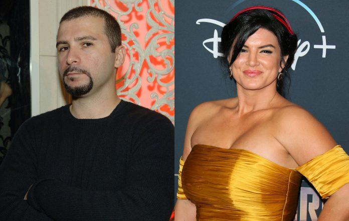 John Dolmayan, Gina Carano
