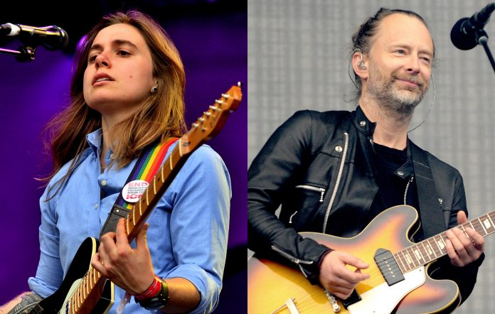 Julien Baker covers Radiohead Everything In Its Right Place