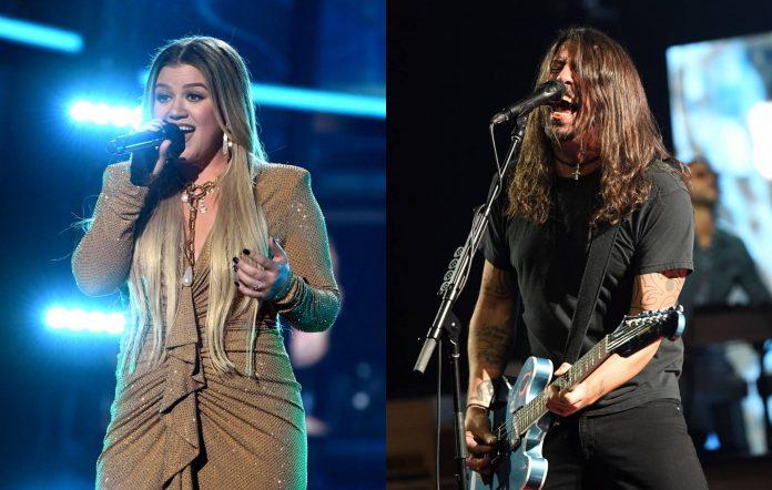 Kelly Clarkson / Foo Fighters