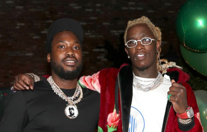 meek mill young thug new song that go
