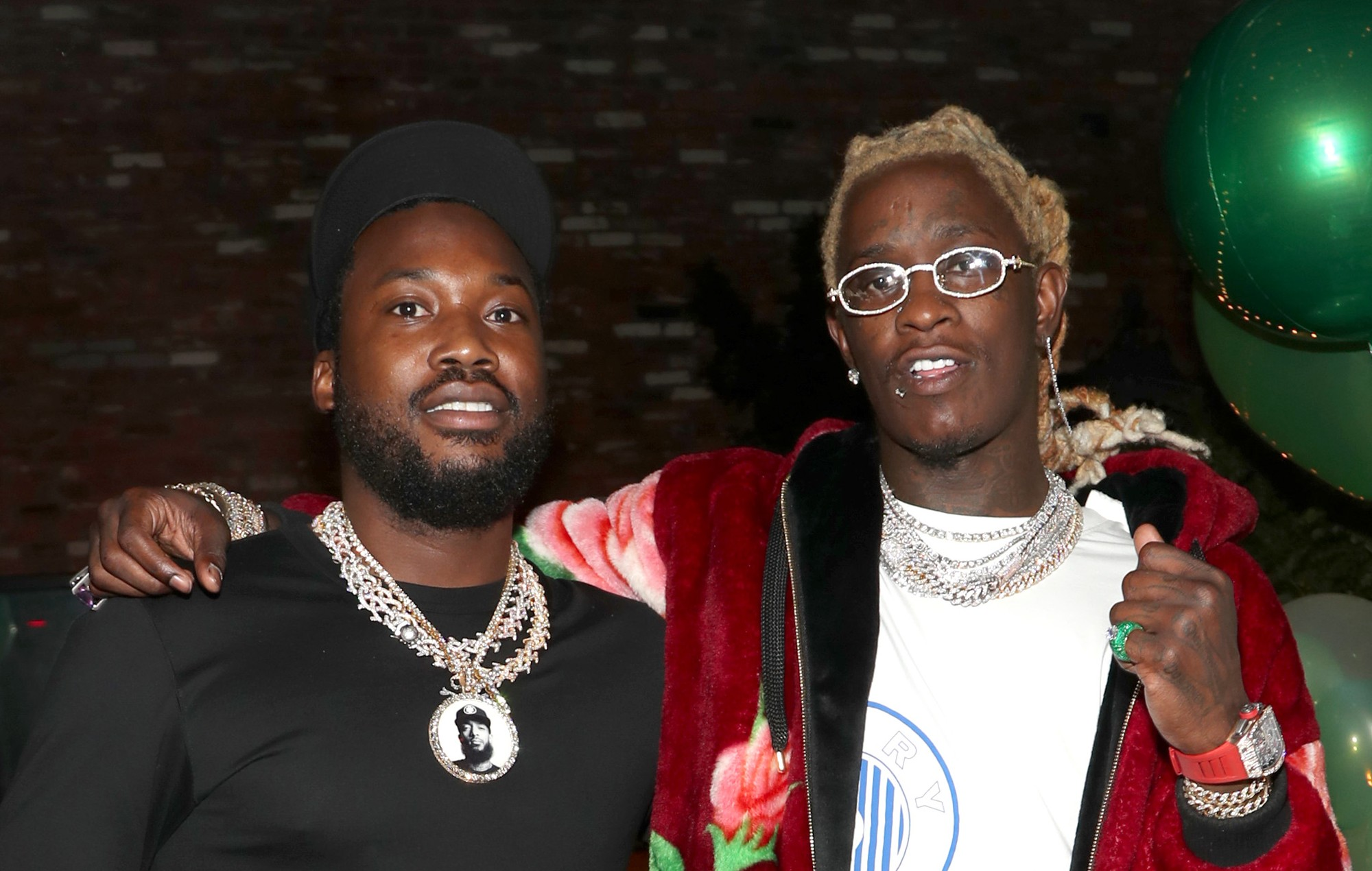 Listen to Young Thug and Meek Mill team up on 'That Go'