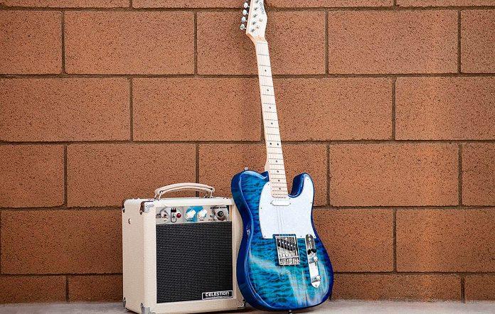 monoprice combo guitar amp