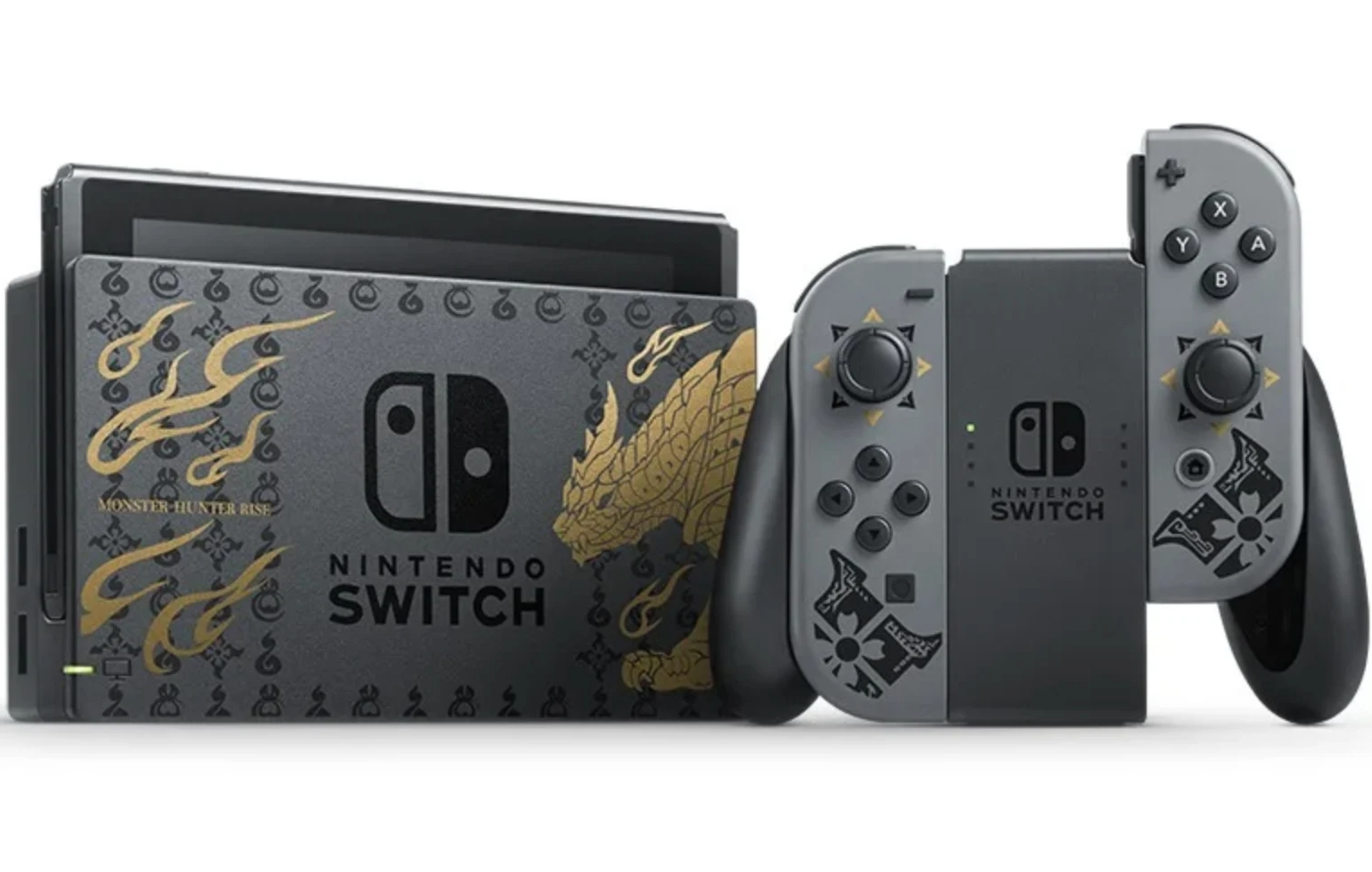 Monster Hunter Nintendo Switch