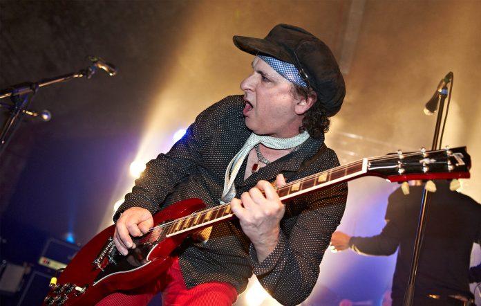 New York Dolls guitarist Sylvain Sylvain tribute concert event Debbie Harry Thurston Moore