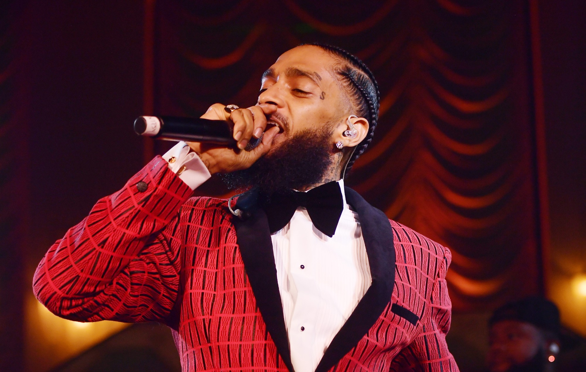 Nipsey Hussle had two more albums planned out before his passing