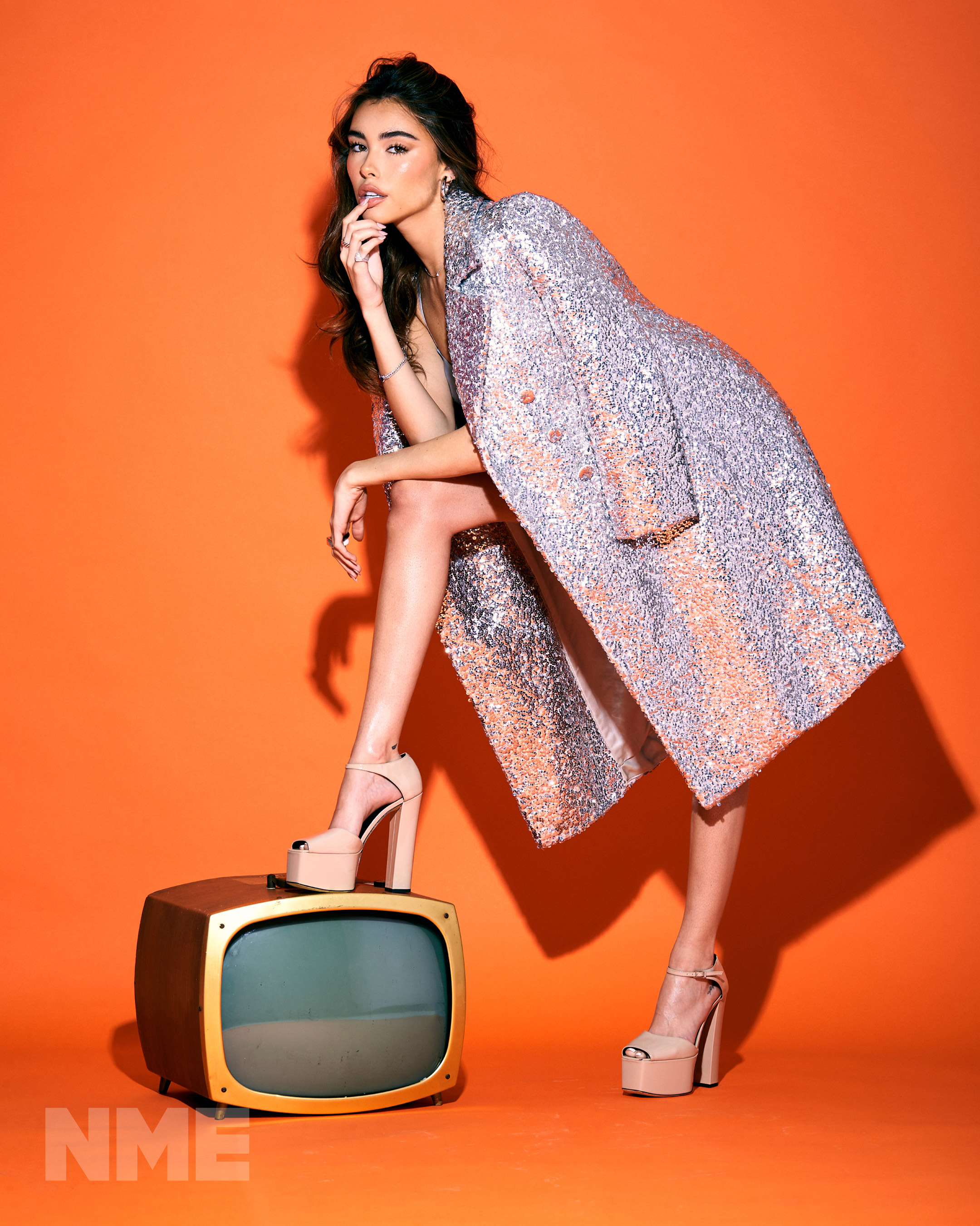 NME Cover 2021 Madison Beer