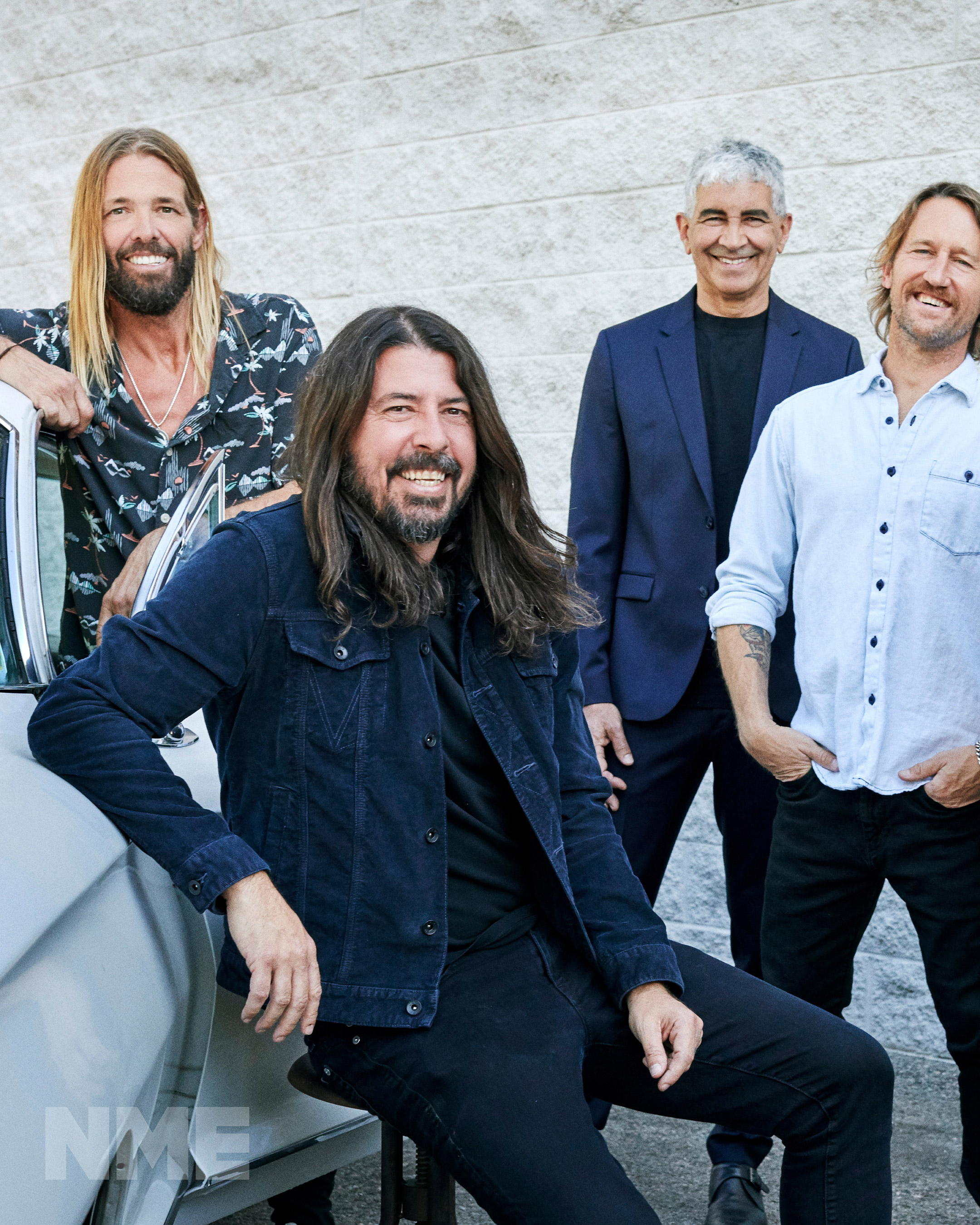 Foo Fighters NME Cover 2021