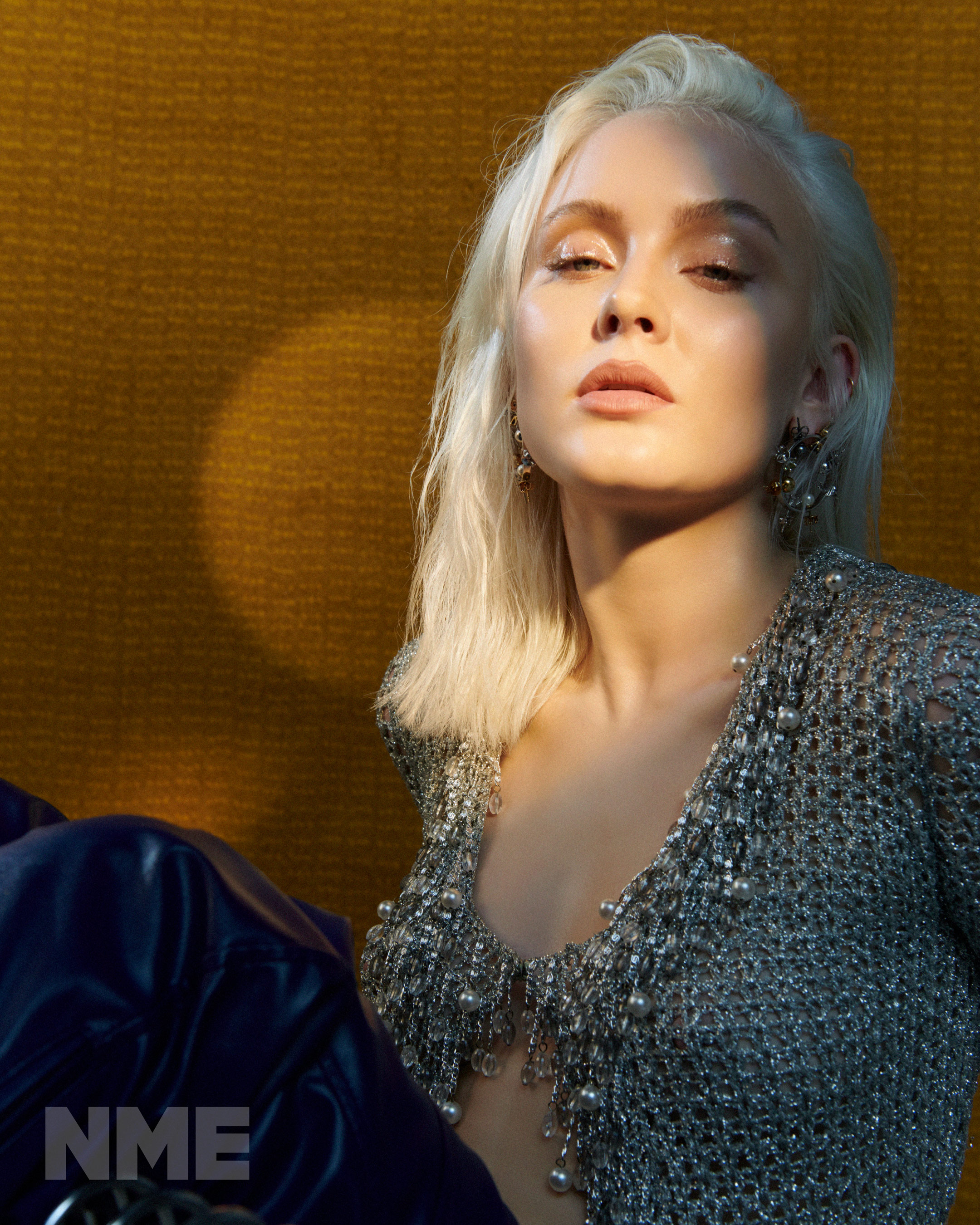 NME Cover 2021 Zara Larsson