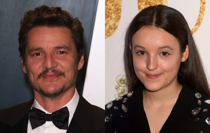 pedro pascal bella ramsey cast hbo the last of us