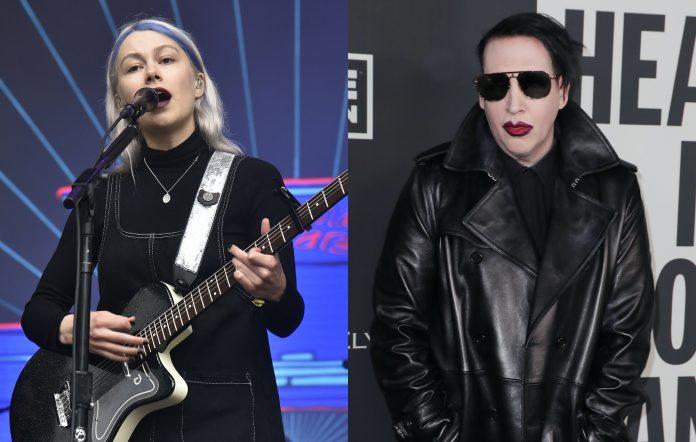 Phoebe Bridgers, Marilyn Manson