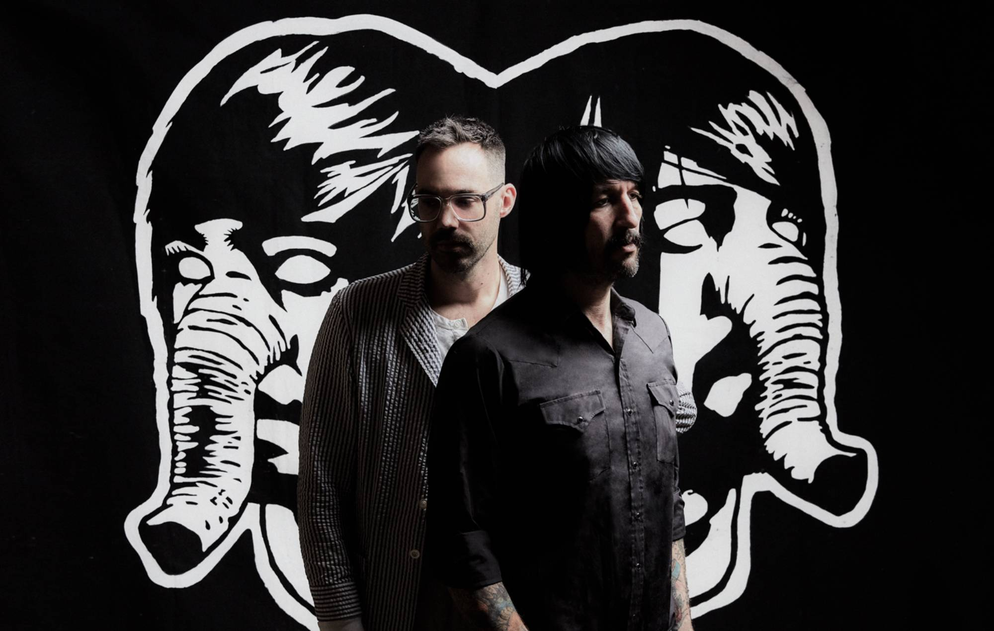 Death From Above 1979. Credit: Norman Wong/Press