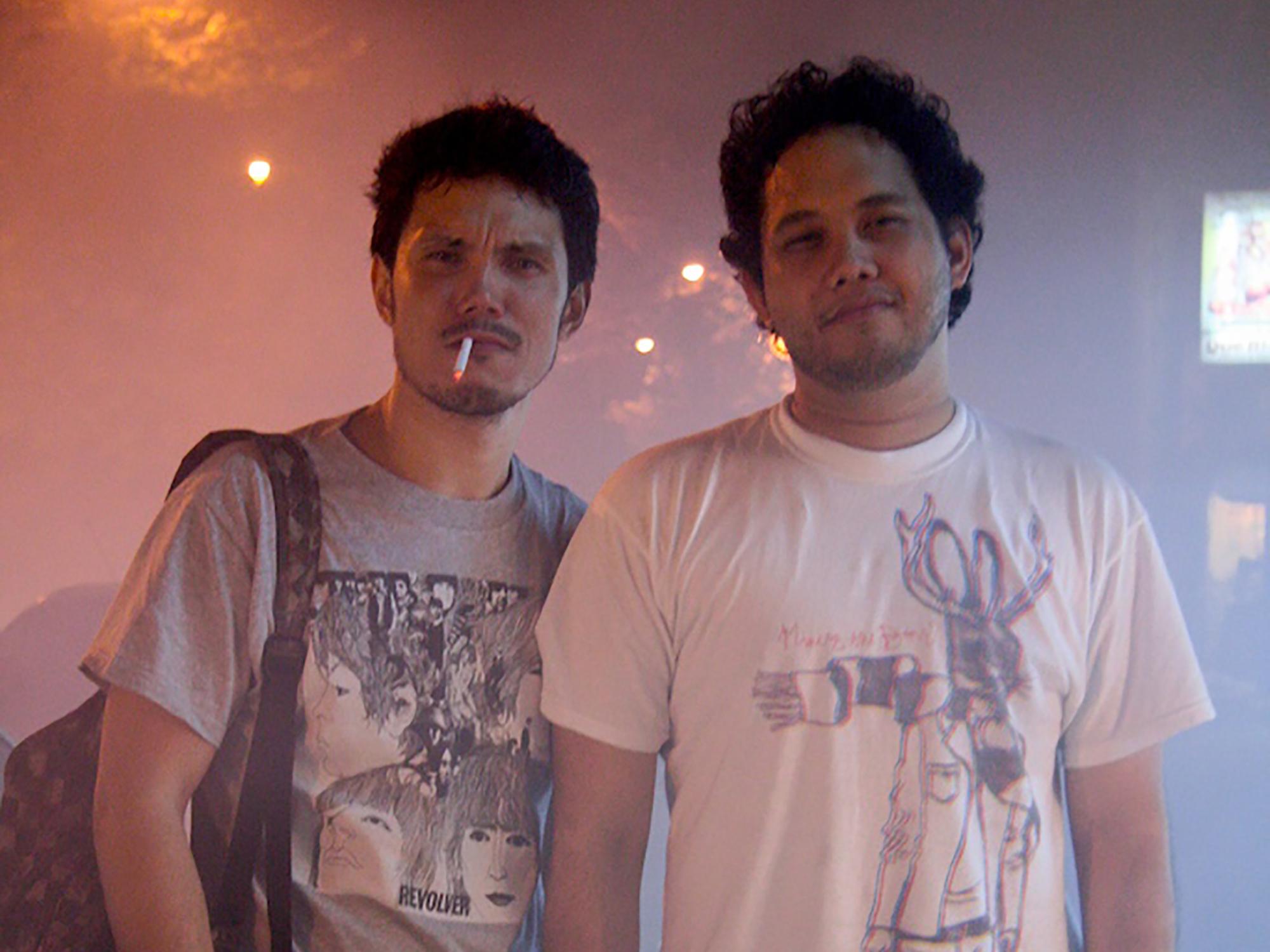Rakenrol, Diego Castillo and Quark Henares