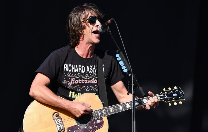 richard ashcroft the verve john lennon the beatles cover