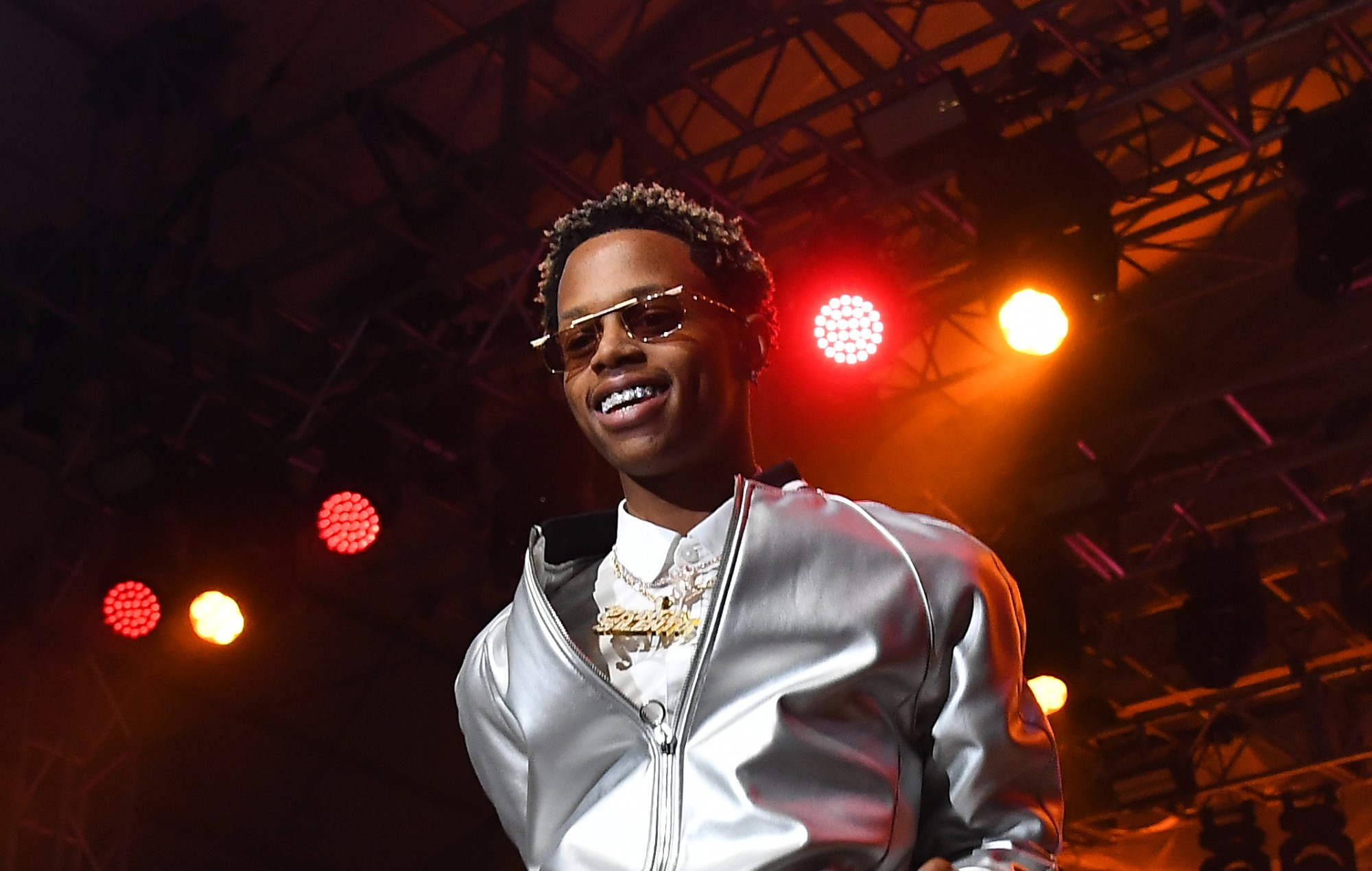silento arrested charged murder cousin
