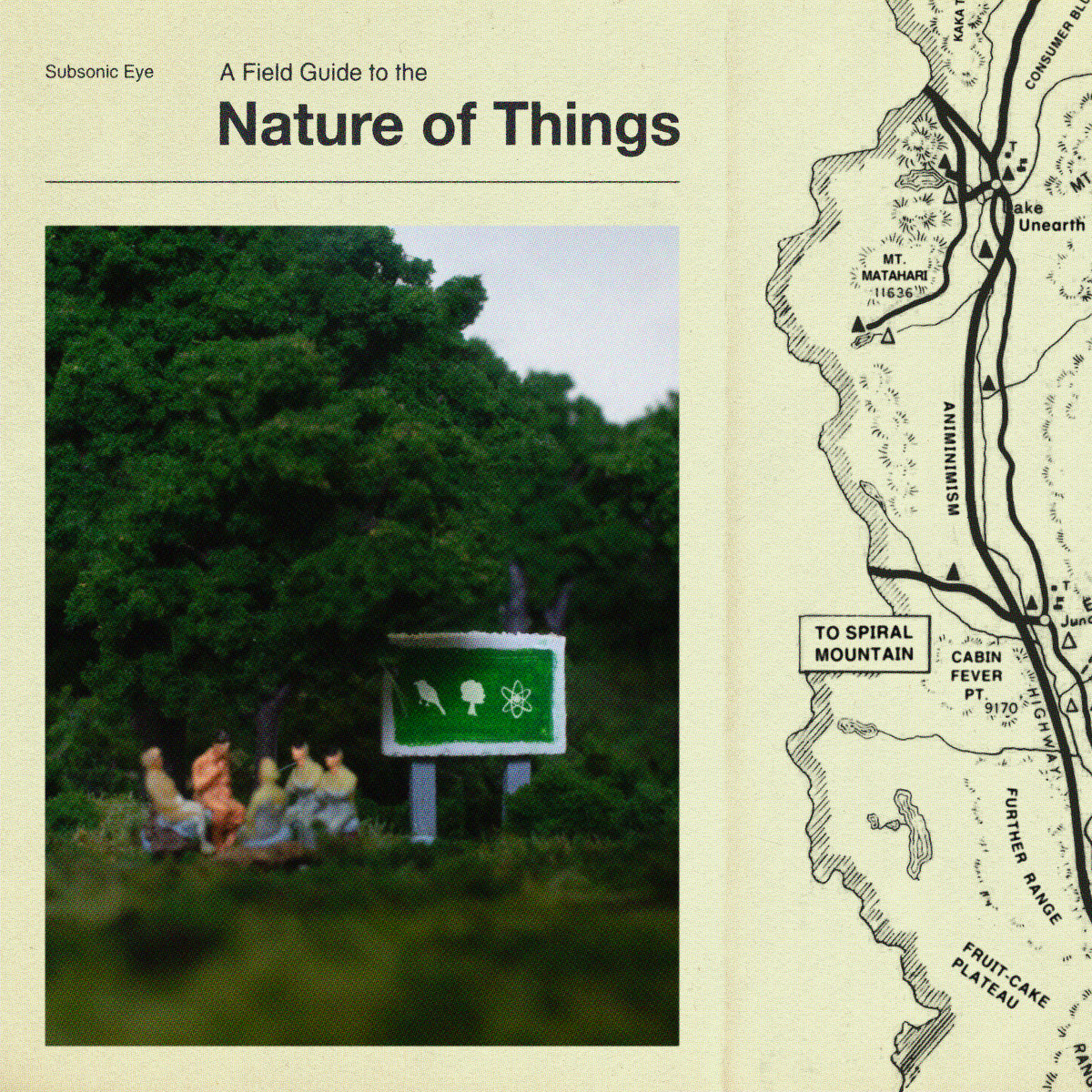 Subsonic Eye album Nature of Things review Singapore indie rock