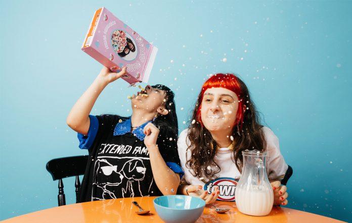 Teenage Joans Adelaide juice box pop punk Australia interview 2021