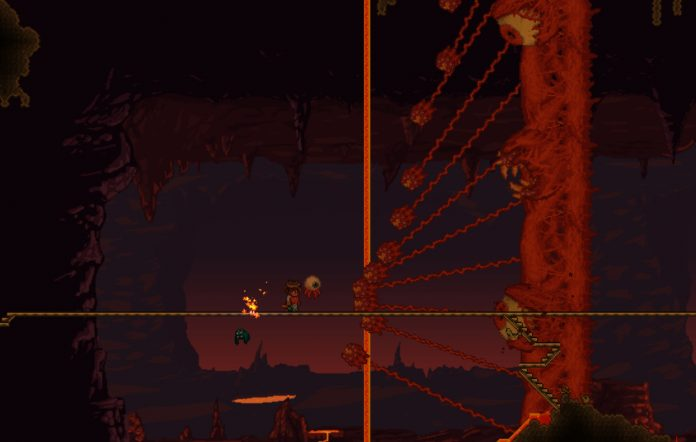 Terraria will go ahead with Google Stadia launch