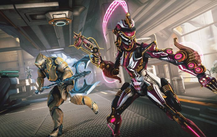 Warframe's Spring content revealed in new update trailer