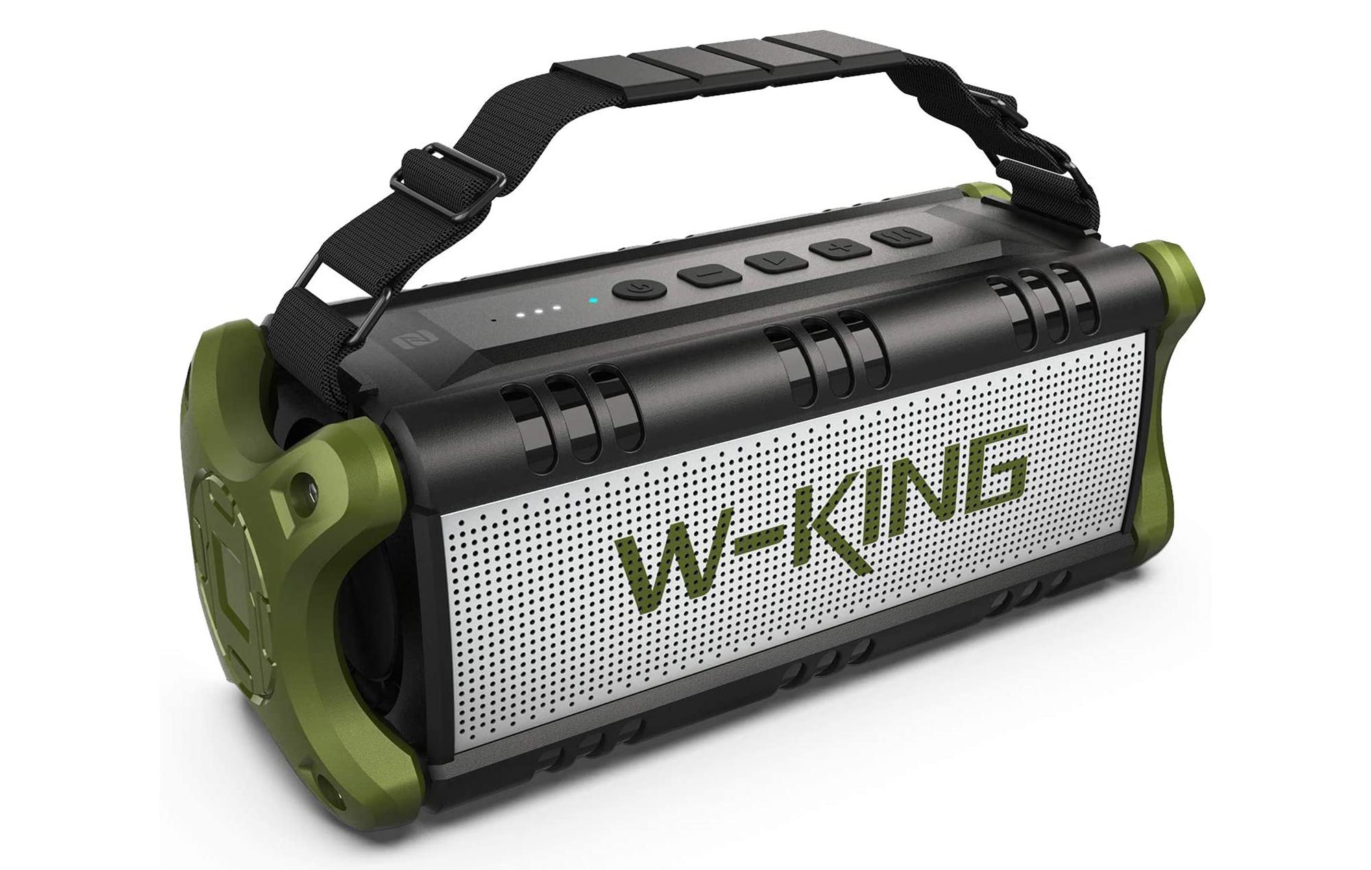 w-king d8 wireless bluetooth speakers